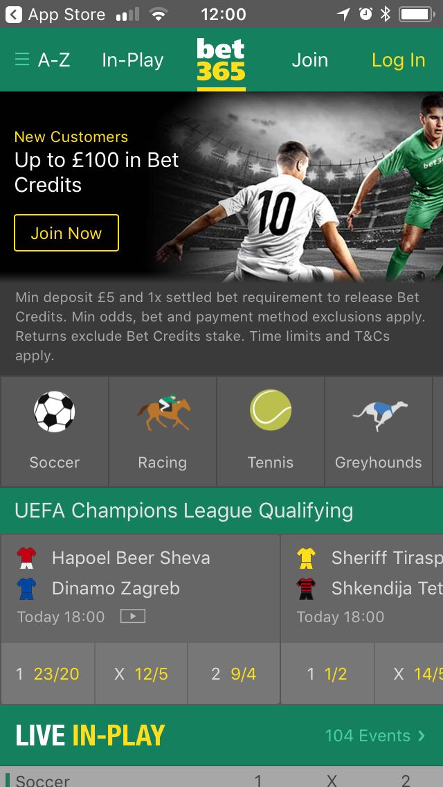 Bet365 Uk Login